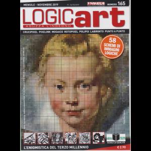 Logic Art - n. 165 - mensile - novembre 2019 -