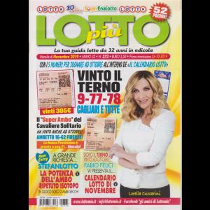 Lotto Piu' - n. 373 - mensile - novembre 2019 - 52 pagine!