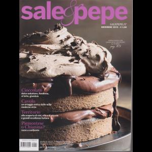 Sale e Pepe - n. 11 - novembre 2019 - mensile