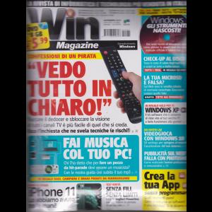 Win Magazine + Dvd 8Gb - n. 262 - novembre 2019 - mensile