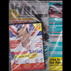 Win Magazine  con dvd + manualetto - n. 262 - novembre 2019 - mensile - Inglese social il corso per tutti!