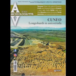 Archeologia Viva - Cuneo / Longobardi in autostrada - n. 198 - novembre - dicembre 2019 - bimestrale