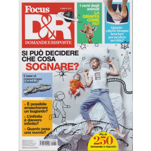 Focus Domande e Risposte - n. 4 - 25/10/2019 -