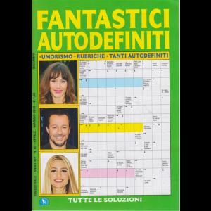 Fantastici  Autodefiniti - n. 68 - bimestrale - aprile - maggio 2019 -