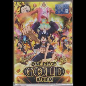 I Dvd Di Sorrisi - One Piece Gold il film - n. 23 - settimanale - novembre 2019 -