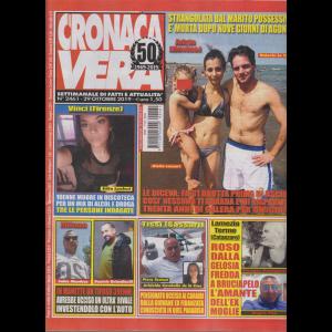 N.Cronaca Vera - n. 2461 - settimanale di fatti e attualità - 29 ottobre 2019
