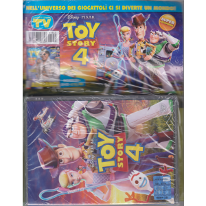 Sorrisi Speciale+ dvd Toy story 4 -