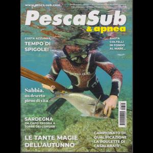 Pescasub & Apnea - n. 362 - mensile - 2 novembre 2019 -