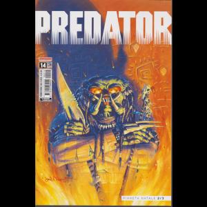 Saldacomics Predator - n. 14 - mensile - 24/10/2019 - Pianeta Natale 2/3