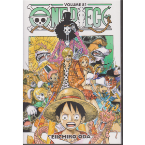 One Piece volume 81 - settimanale -