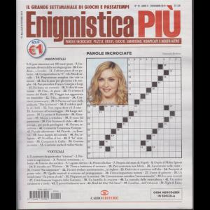 Enigmistica Piu' - n. 44 - 5 novembre 2019 - settimanale