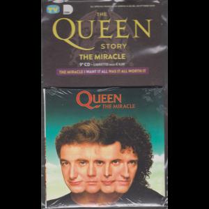 Gli speciali musicali di Sorrisi n. 32 - 29 ottobre 2019 - The Queen story - The miracle - 9° cd + libretto