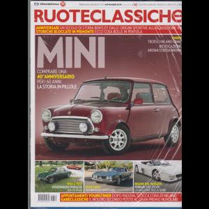 Ruoteclassiche Split -+ Ruoteclassiche - Guida al mercato 2019 - n. 371 - novembre 2019 - mensile - 2 riviste