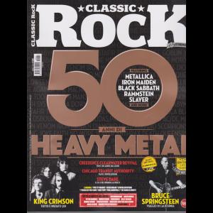 Classic Rock - n. 84 - mensile - 25/10/2019