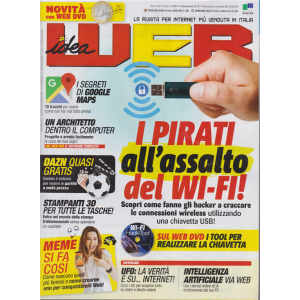 Idea Web - n. 221 - novembre 2019 - mensile