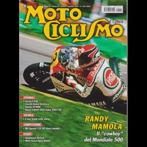 Motociclismo d'Epoca - n. 11 - mensile - novembre 2019 -
