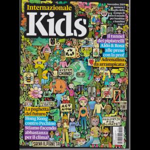 Internazionale Kids - n. 2 - novembre 2019 - mensile