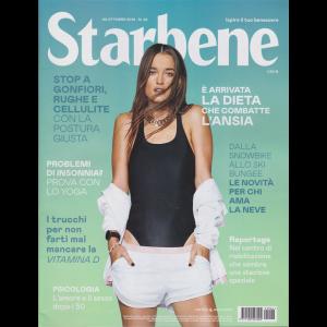 Starbene - n. 46 - 29 ottobre 2019 - settimanale
