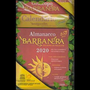 Almanacco Barbanera 2020- + Oroscopo + Calendario La luna in casa - 3 edizioni