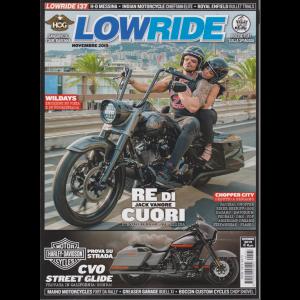 Lowride - n. 137 - novembre 2019 - mensile
