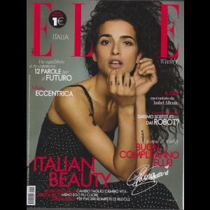 Elle - settimanale - n. 42 - 9/11/2019