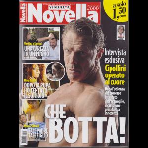 Novella 2000 - n. 45 - 30 ottobre 2019 - settimanale