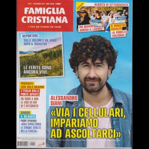 Famiglia Cristiana - n. 44 - 3 novembre 2019 - settimanale
