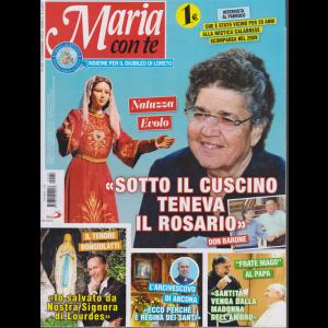 Maria Con Te - Il Primo Settimanale mariano - n. 44 - 3 novembre 2019 -