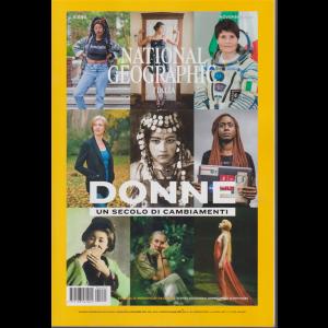 National Geographic - Donne un secolo  di cambiamenti - n. 5 - mensile - 1 novembre 2019