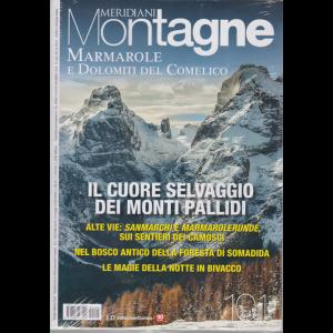 Meridiani Montagne - Marmarole e  Comelico - n. 101 - bimestrale - novembre 2019 -