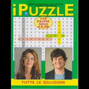 I Puzzle - n. 52 - trimestrale - novembre - gennaio 2020 - 132 pagine