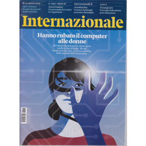 Internazionale - n. 1297 - 8/14 marzo 2019 - settimanale