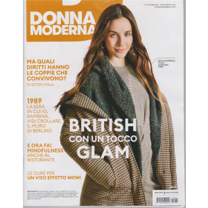 Donna Moderna - n. 46 - 31 ottobre 2019 - settimanale