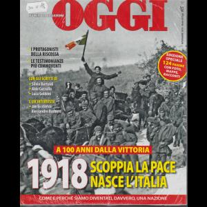 Nomi Di Oggi - 1948. Scoppia la pace nasce l'Italia - novembre 2019 - 124 pagine con foto, mappe, racconti