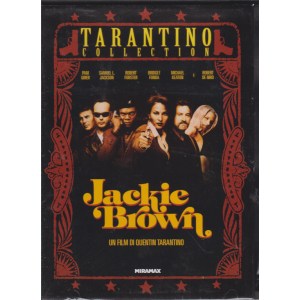 Trantino collection - Jackie Brown - ottava uscita - 5/11/2019 -