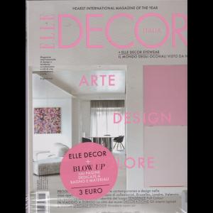 Elle Decor+ Elle Decor Blow Up - n. 3 - marzo 2019 - mensile - 100 pagine dedicate a bagno e materiali