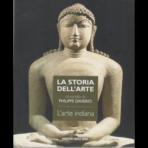 La storia dell'arte raccontata da Philippe  Daverio - L'arte indiana - n. 41 - settimanale