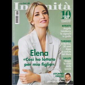Intimita' - E. Santarelli - n. 45 - 13 novembre 2019 - settimanale