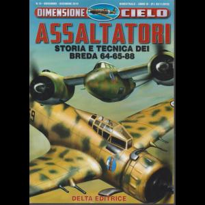 Dimensione Cielo - Assaltatori  - n. 16 - novembre - dicembre 2019 - bimestrale -