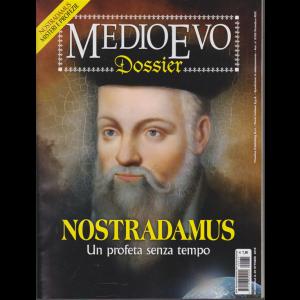 Medioevo Dossier - n. 35 - novembre - dicembre 2019 - bimestrale -Nostradamus - Un profeta senza tempo