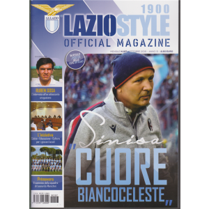 Lazio Style 1900 - n. 107 - ottobre 2019 - mensile