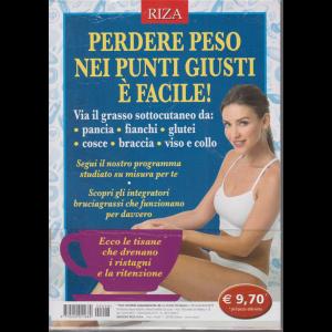 Le ricette Perdipeso - Perdere peso nei punti giusti è facile! - n. 98 - novembre 2019 -