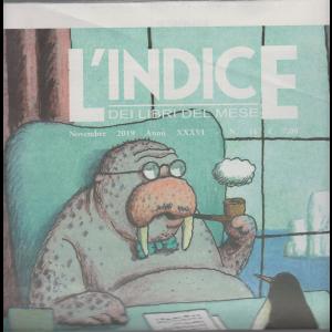 L'indice dei Libri - n. 11 - novembre 2019 - mensile d'informazione