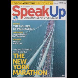 Speak Up - + cd + MP3 - n. 416 - novembre 2019 - mensile