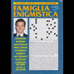 Famiglia Enigmistica - n. 194 - bimestrale - aprile - maggio 2019 -