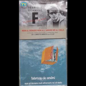 Le raccolte musicali di Sorrisi - n. 16 - 5 novembre 2019 - Fabrizio De Andrè - Quinta uscita - Non al denaro non all'amore nè al cielo