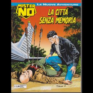 Mister No - La città senza memoria - n. 5 - 5 novembre 2019 - mensile
