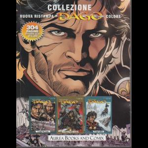 Collezione Dago Colore -Nuova ristampa - n. 9 - ottobre 2019 - mensile - 304 pagine