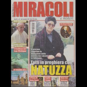 Miracoli e Misteri - n. 21 - 6 novembre 2019 -