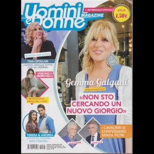 Uomini e Donne Magazine - n. 36 - settimanale - 7 novembre 2019 -